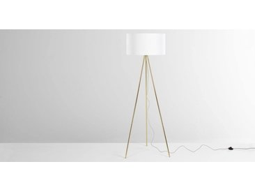 Frances Tripod-Stehlampe, Messing