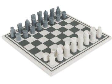 Akiko Schachspiel, Marmor und Speckstein