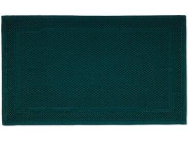 Jessa Badematte aus 100 % Baumwolle, Sturmgruen