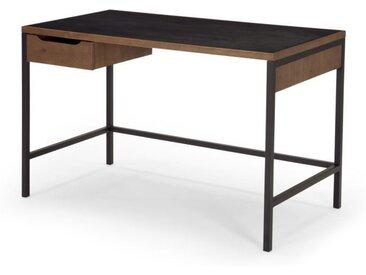 Depot Schreibtisch, dunkle Pinie