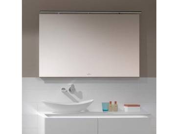 Villeroy & Boch More to See Spiegel mit LED-Beleuchtung B: 130 H: 75 T: 5/12,9 cm A4041300, EEK: A+