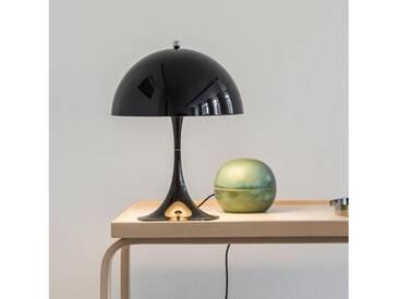 louis poulsen Panthella Mini LED Tischleuchte mit Dimmer Ø 25 H: 33,5 cm, schwarz 5744162432, EEK: A+