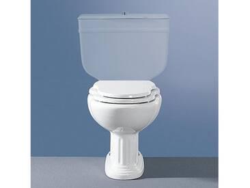 Jörger Leonardo Tiefspül-WC L: 74 B: 39 cm mit senkrechtem Abgang 10260000100