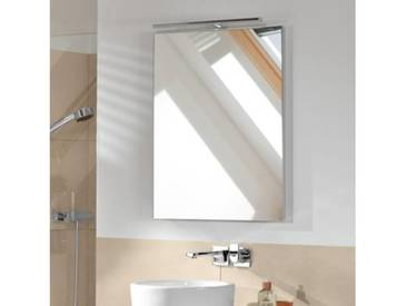 Villeroy & Boch More to See Spiegel mit LED-Beleuchtung B: 65 H: 75 T: 5/12,9 cm A4046500, EEK: A+