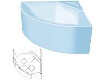 poresta systems Poresta Wannenträger ohne Ablage Arco 140x140 17054022