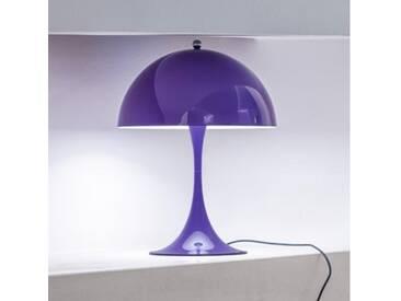 louis poulsen Panthella Mini LED Tischleuchte mit Dimmer Ø 25 H: 33,5 cm, violett 5744162500, EEK: A+