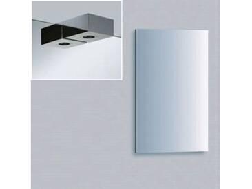 Alape SP.580 Spiegel mit Leuchte LE.4 580 x 800 mm 6718001899, EEK: B