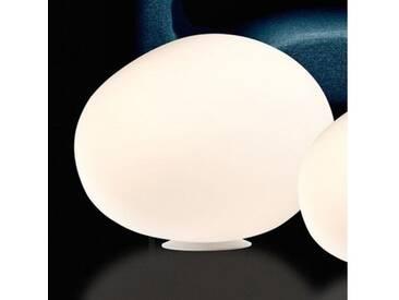 Foscarini Gregg grande Tischleuchte mit Dimmer B: 47 H: 40 T: 40 cm, weiß/satiniert 168001110, EEK: C