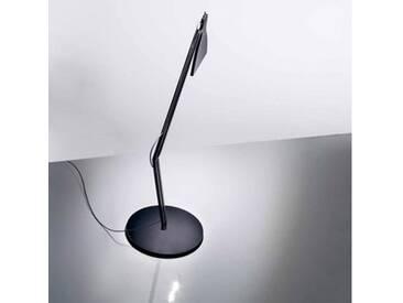 Ingo Maurer Looksoflat LED Tischleuchte Aluminium schwarz 7030300, EEK: A+