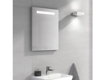 Villeroy & Boch More to See One Spiegel B: 50 H: 60 T: 3 cm mit LED-Beleuchtung A4305000, EEK: A+