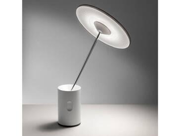 Artemide Sisifo LED Tischleuchte mit Touchdimmer Ø25 H: 41.9 cm, weiß 1732020A, EEK: A+