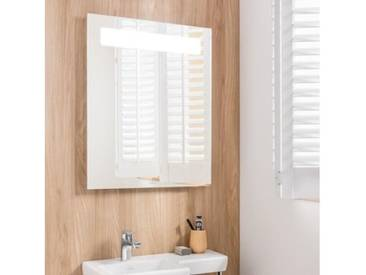 Villeroy & Boch More to See 14 Spiegel B: 70 H: 75 T: 4,7 cm mit LED-Beleuchtung, dimmbar A4297000, EEK: A+