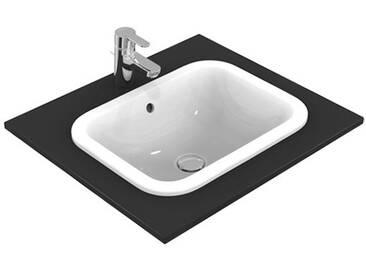 Ideal Standard Connect Einbauwaschtisch B: 58 T: 41 cm mit Ideal Plus E5059MA