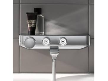 Grohe Grohtherm SmartControl Thermostat-Wannenbatterie 34718000