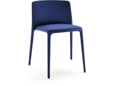 MDF Italia ACHILLE CHAIR Stuhl B: 560 H: 750 T: 520 mm, blau F051871C003R235