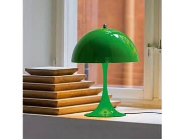 louis poulsen Panthella Mini LED Tischleuchte mit Dimmer Ø 25 H: 33,5 cm, gelbgrün 5744162526, EEK: A+