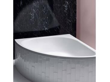 Bette Arco Eck-Badewanne L: 140 B: 140 H: 45 cm weiß, mit BetteAntirutsch 6035-000AR