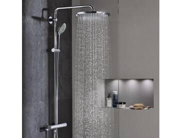 Grohe Euphoria XXL System 310 Duschsystem mit Thermostatbatterie für Wandmontage chrom 26075000