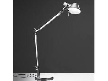 Artemide Tolomeo LED TW Tischleuchte mit Tischfuß und Dimmer B: 122 H: 129 cm, alu 1530050A+A004030, EEK: A+