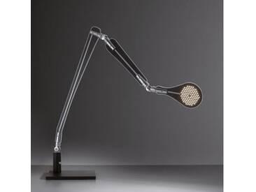 Artemide Ina LED Tischleuchte mit Dimmer B: 54 H: 59 T: 18 cm, schwarz DD0007A09, EEK: A+