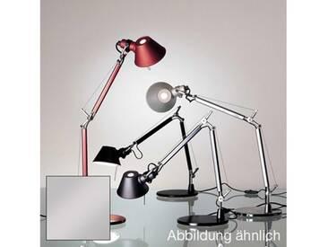 Artemide Tolomeo Micro Tavolo Tischleuchte mit Tischfuß B: 45-69 cm, aluminium hochglanz A001300, EEK: A++