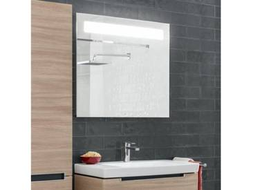 Villeroy & Boch More to See 14 Spiegel mit LED-Beleuchtung B: 80 H: 75 T: 4,7 cm A4328000, EEK: A+