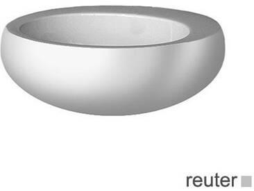 Laufen Alessi One Waschtisch-Schale Ø: 52 cm weiß mit Clean Coat, ohne Hahnloch, ohne Überlauf H8189714001091