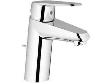 Grohe Eurodisc Cosmopolitan Einhand-Waschtischbatterie, für offene Warmwasserbereiter, S-Size mit Ablaufgarnitur 33177002
