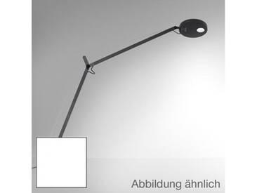 Artemide Demetra Tavolo LED Tischleuchte Schraubbefestigung mit Dimmer B:65 H:100cm, weiß 1734020A+1743020A, EEK: A+