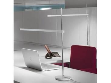 Artemide Talak Professional Table LED Tischleuchte mit Fuß und Dimmer B: 70 H: 70 cm, weiß 0687510A, EEK: A+
