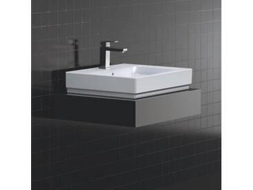Grohe Cube Keramik Aufsatzwaschtisch B: 60 T: 49 cm, weiß, mit PureGuard Hygieneoberfläche 3947700H