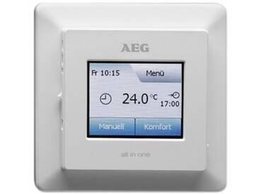 AEG FRTD 903 TC Elektronischer Komfort-Raum- und Fußbodentemperaturregler all-in-one 233919
