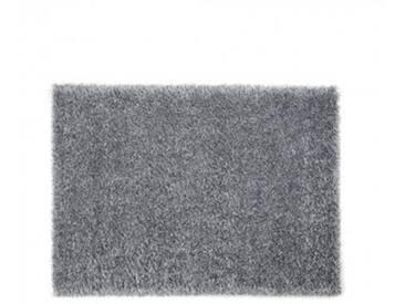 Schöner Wohnen Feeling Teppich, L: 300 B: 200 H: 5,5 cm, silber 6160063004