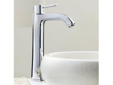 Grohe Grandera Einhand-Waschtischbatterie, für freistehende Waschschüsseln, XL-Size ohne Ablaufgarnitur, chrom 23313000