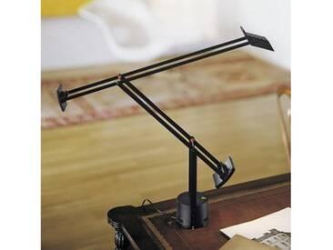 Artemide Tizio 50 Tischleuchte B: 11 H: 119 cm, schwarz A009010, EEK: B