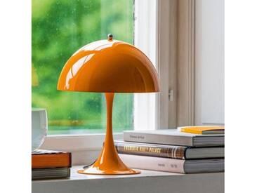 louis poulsen Panthella Mini LED Tischleuchte mit Dimmer Ø 25 H: 33,5 cm, orange 5744162474, EEK: A+