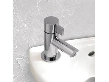 Keuco MOLL Standventil 50 ohne Ablaufgarnitur, aluminium 54908170100