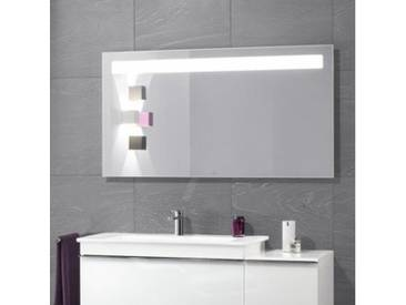 Villeroy & Boch More to See 14 Spiegel B: 140 H: 75 T: 4,7 cm mit LED-Beleuchtung, dimmbar A4291400, EEK: A+
