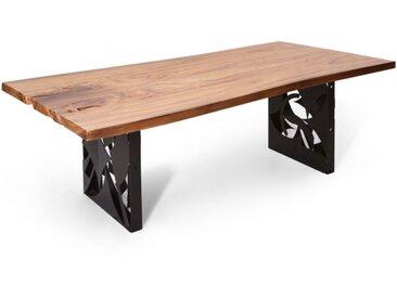 Baumtisch Massivholz Imola aus Akazienholz