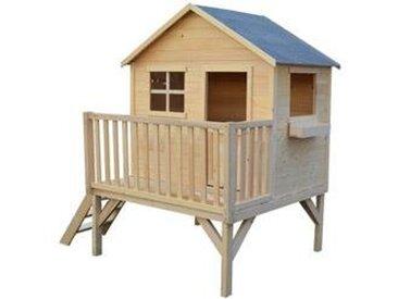 Stelzenhaus aus Holz NINO