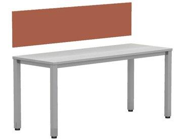 EXPERT Pinwandpaneel als Aufsatz über Tischen
