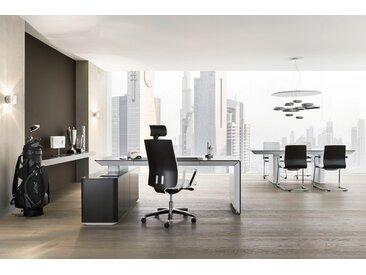 eRANGE Büromöbel Set, 1 Arbeitsplatz, optional mit Konferenztisch