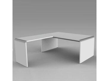 MODUS Schreibtisch mit Anbauelement, 180cm breit