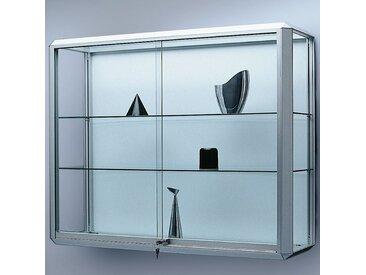 ARTIC Wandvitrine mit Schiebetüren b150xt30xh100cm