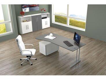 START UP Büromöbel Set, 1 Arbeitsplatz 350x250
