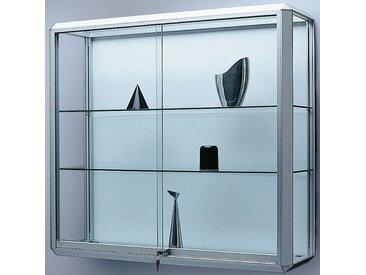 ARTIC Wandvitrine mit Schiebetüren b120xt30xh100cm
