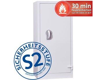 SISTEC TSF 1507 Feuerschutzschrank nach EN 15659 LFS 30 P, b70xt55xh150cm