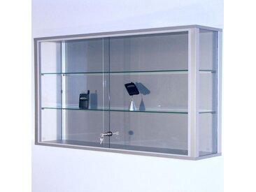 LINK Wandvitrine mit Schiebetüren b150xt20xh80cm