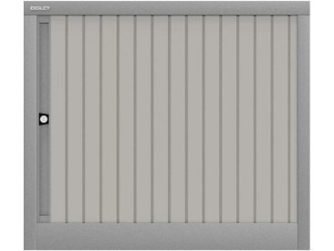 BISLEY EURO TAMBOURS Rollladenschrank 1 1/2-OH, 80cm breit