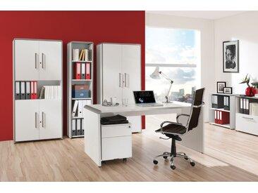MODUS Büromöbel Set, 1 Arbeitsplatz 250x300